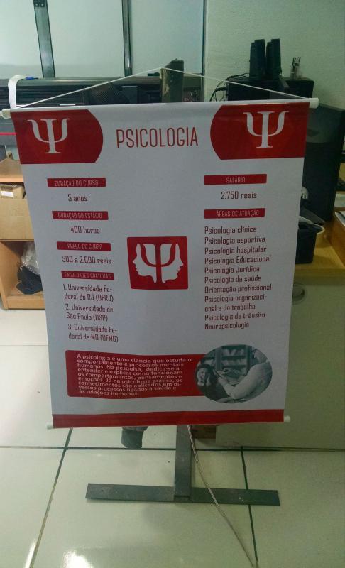 Fábrica de banners publicitários